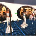 ABBA hits the Ice hotel in Second life.